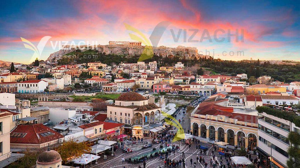 اقامت خرید ملک یونان ، پاسپورت مهاجرت ویزای طلایی ویزای ویزا شینگن سرمایه گذاری یونان