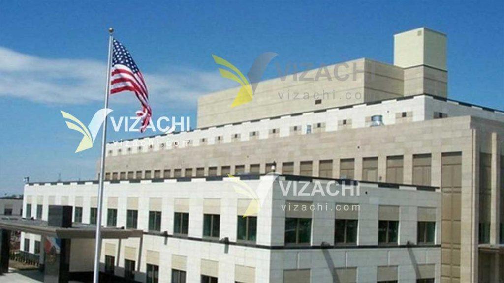 وقت سفارت امریکا هزینه مدارک اینترنتی تعیین وقت سفارت آمریکا در آنکارا استانبول دوبی ایروان
