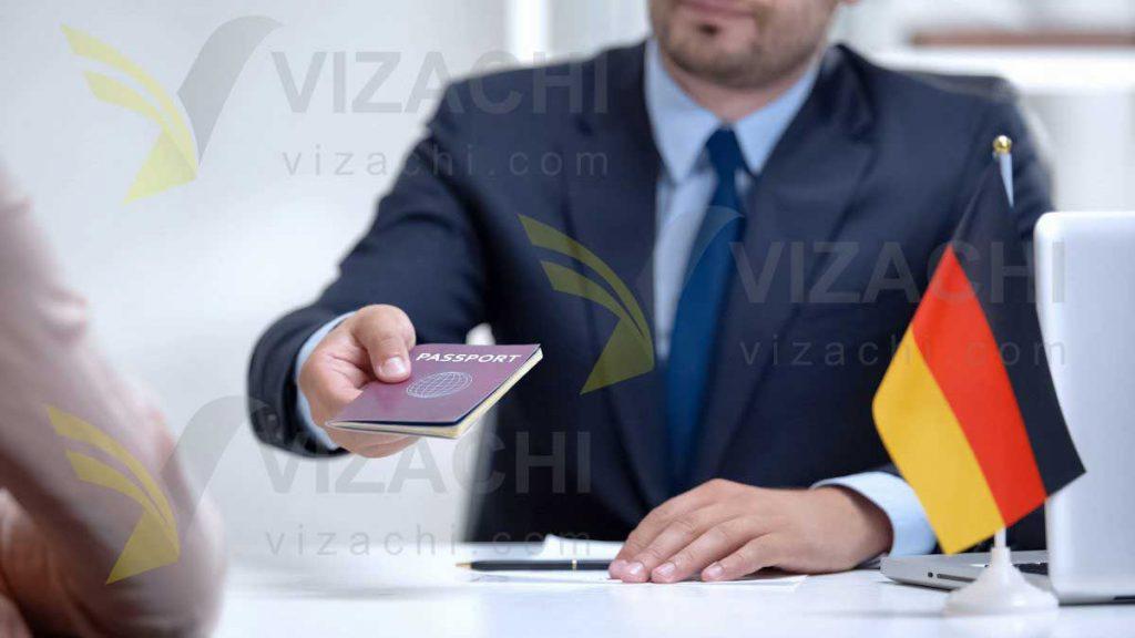 ویزای تجاری آلمان ، ویزای کاری آلمان ، ویزای شنگن المان ، ویزا آلمان ، مصاحبه روادید ویزا المان