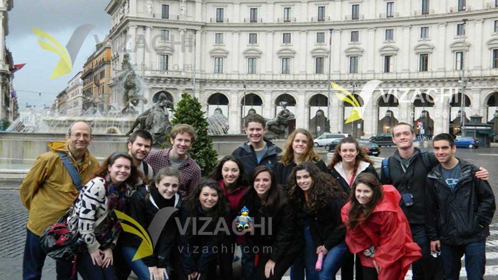 ویزای تحصیلی ایتالیا  وقت فوری وقت سفارت ویزا دانشجویی هزینه کار و تحصیل در ایتالیا مدرسه ایتالیایی ها زبان ایتالیایی شینگن شنگن