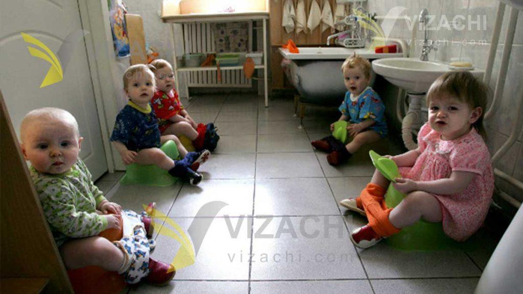 اقامت حضانتی اوکراین ، اقامت از طریق حضانت فرزند در اوکراین ، فرزند خواندگی پاسپورت اوکراین اقامت دائم و تابعیت مهاجرت اوکراین