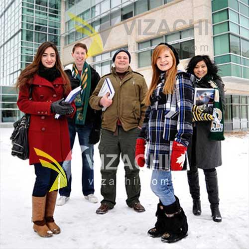 ویزای تحصیلی کانادا هزینهی مدارک اخذ پی آر pr کانادا اقامت دائم مهاجرت تحصیلی کاری توریستی استارت آپ پیکاپ ویزا دانشجویی کانادا
