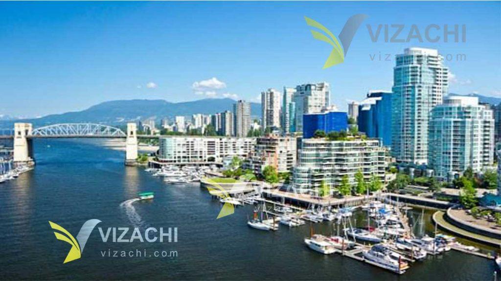 ویزای توریستی کانادا مهاجرت به کانادا وقت سفارت اقامت دائم ویزا پناهندگی دعوتنامه استارت آپ پست داک تورنتو ونکوور اکسپرس اینتری کانادا