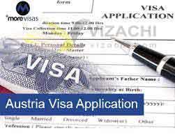 ویزای شینگن اتریش ویزا شنگن کار ویزای تحصیلی توریستی مولتی نوع A B C D مدارک قیمت و هزینه شنگن شینگن اقامت مهاجرت وقت سفارت اتریش