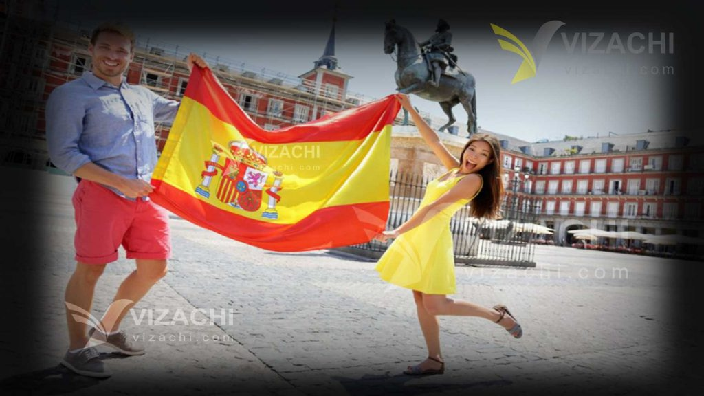 ویزای شینگن اسپانیا ویزا شنگن کار ویزای تحصیلی توریستی مولتی نوع A B C D مدارک قیمت و هزینه شنگن شینگن اقامت مهاجرت وقت سفارت اسپانیا