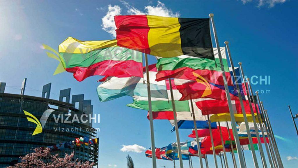 ویزای شینگن فرمهای درخواست ویزای شنگن نوع A B C ویزای ملی و یا ویزای نوع D شنگن مدارک قیمت و هزینه آلمان ایتالیا فرانسه اسپانیا هلند سوئیس